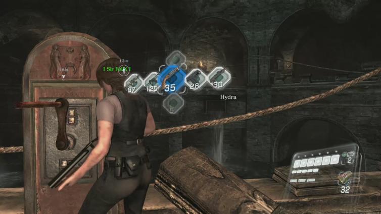 MiniMadMark playing Resident Evil 6
