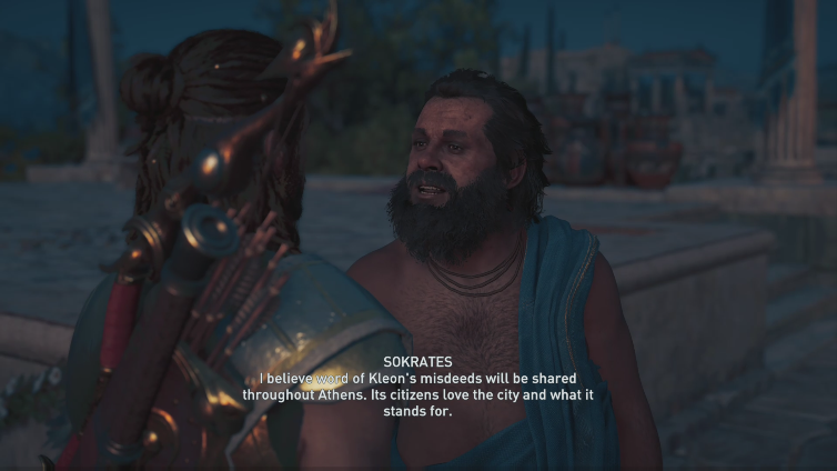 Rocket2606 playing Assassin's Creed Odyssey