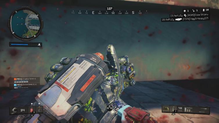 DrAmA BeAtZ 91 playing Call of Duty: Black Ops 4